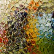 Glass shards — Stock Photo