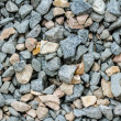 Stone rock pieces gravel — Stock Photo