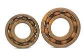 Old and rusty ball bearing — Zdjęcie stockowe