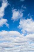 空の雲 — ストック写真