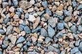 Stone rock pieces gravel — Stock Photo