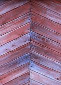 Gamla planket paneler — Stockfoto