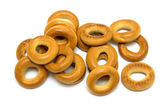 Tasty bagels — Stock Photo
