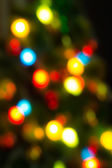 Holiday bokeh blurred background — Stock Photo