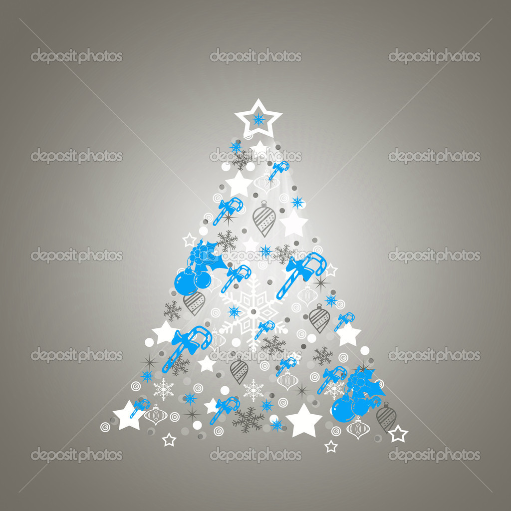 Christmas and winter background — Stock Photo #14208758