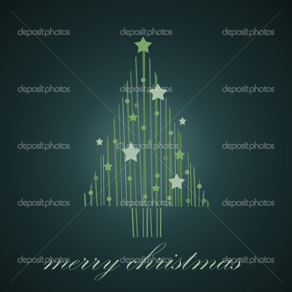 Christmas and winter background  Stock Photo #14209029