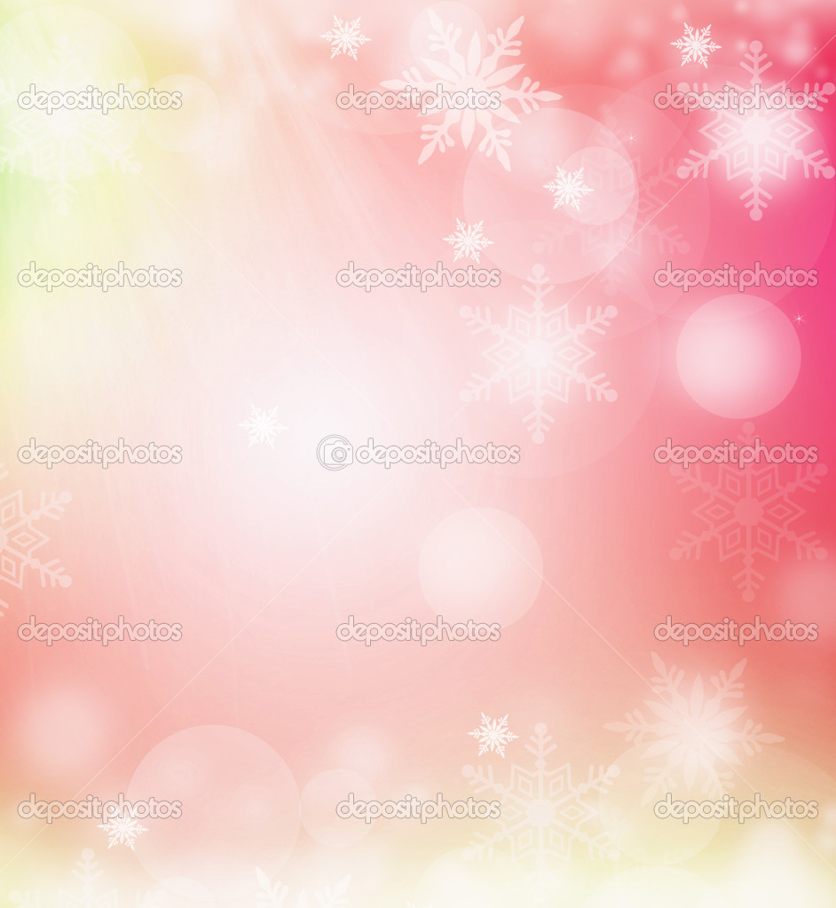 Christmas and winter background — Stock Photo #14209294