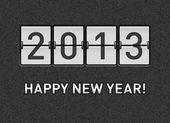2013 Happy New Year! — Stock Vector