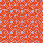 Geometric seamless patterns — Stock Vector