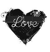 Símbolo do coração — Vetorial Stock