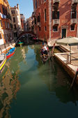 Venice Irtaly pittoresque view — Stock Photo