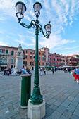 венеция италия кампо сан-стефано — Стоковое фото