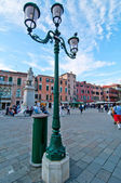 Venedig italien campo san stefano — Stockfoto