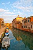 Venedig italien pittoresque anzeigen — Stockfoto
