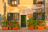Venice Italy unusual pittoresque view — Stock Photo