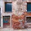 Venice  Italy unusual pittoresque view — Stock Photo