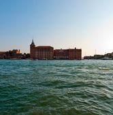 Venice Italy molino Stucky — Stock Photo