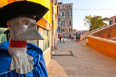Venice Italy pittoresque view — Stock Photo