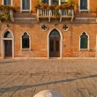 Venice Italy pittoresque view — Foto de Stock