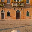 Venice Italy pittoresque view — Foto Stock