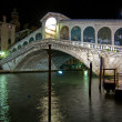 Venice Italy Rialto bridge view — Stock Photo #27275357
