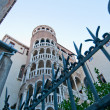 Venice Italy Scala Contarini del Bovolo — Stock Photo