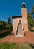 Venice Italy Torcello belltower — Stock Photo