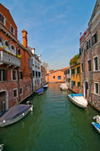 Venice Italy pittoresque view — Stock Photo