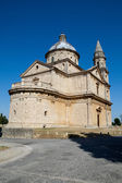 O santuário do madonna di san biagio, montepulciano, — Foto Stock
