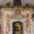 Assisi - mary en jesus — Stockfoto