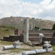 Stock Photo: Asclepeion ancient city in Pergamon, Turkey.