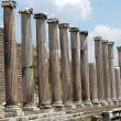Asclepeion ancient city in Pergamon, Turkey. — Stock fotografie