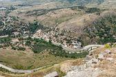 トラヤヌス寺ペルガモンのアクロポリス — ストック写真