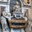 Florence - Santa Croce. Tomb of Galileo Galilei — Stock Photo #15600111