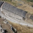 The Hellenistic Theater in Pergamon — Stock Photo