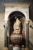 Chiusi - The Romanesque Cathedral of San Secondiano — Stock Photo