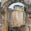 Ruins of the ancient city of Hierapolis — Stock Photo #17467179