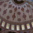 Istambul - The Sultan Ahmed Mosque Mosque, - Lizenzfreies Foto