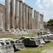 Asclepeion ancient city in Pergamon, Turkey. - Stock Photo