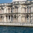 Istambul - Dolmabahce Palace as seen from the Bosphorus — Stock Photo