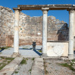 Stock Photo: Church of Councils in Ephesus, Turkey