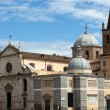 Rome - The Church of Santa Maria del Popolo — Stock Photo
