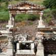 Stock Photo: Fountain of Trajin ancient Greek city Ephesus