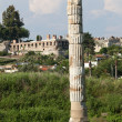 Stock Photo: Temple of Artemis, one of Seven Wonders of Ancient World