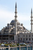 Istambul - The Sultan Ahmed Mosque Mosque, popularly known as the Blue Mosque — Stock Photo
