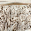 Rome - Ara Pacis, Altar of Augustan Peace — Stock Photo