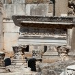 Fountain of Pollio in the ancient Greek city Ephesus — Stock Photo