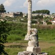 Temple of Artemis, one of Seven Wonders of Ancient World — Stock Photo #19876099