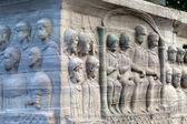 Istambul - The base of the Obelisk of Thutmosis III — Foto de Stock