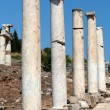Stock Photo: Curetes Street in ancient Greek city Ephesus